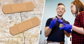 """A fost inventat """"betonul viu"""", care conține bacterii și își repară singur fisurile"""