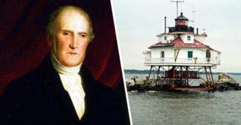 Alexander Mitchell, inginerul orb care i-a ajutat pe marinari să vadă