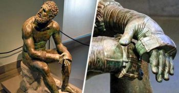 Boxerul care se odihnește: Puterea uneia dintre cele mai realiste statui ale Antichității