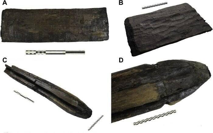 Bucati din lemn