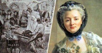 Daria Saltikova contesa sângeroasă