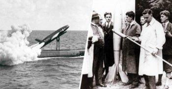 Experimentele excentrice ale secolului XX: Scrisori livrate cu racheta