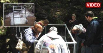 Mina Coudesport, peștera misterioasă care produce gheață doar vara