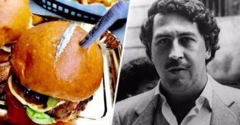 """La """"Pablo's Escoburgers"""", mâncarea vine alături o linie de praf alb și o bancnotă rulată"""
