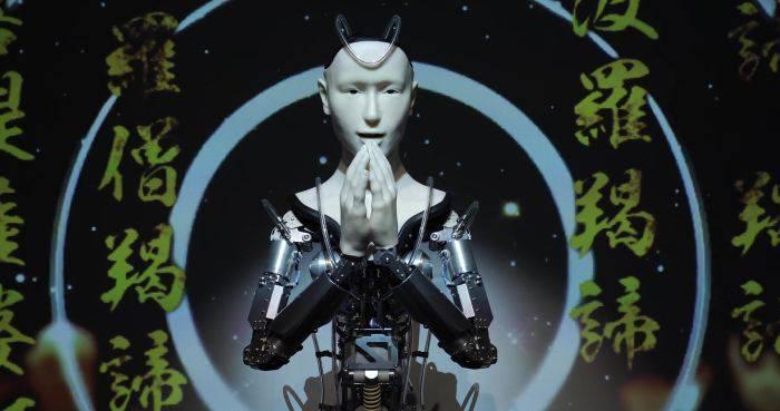 Preot robot 3