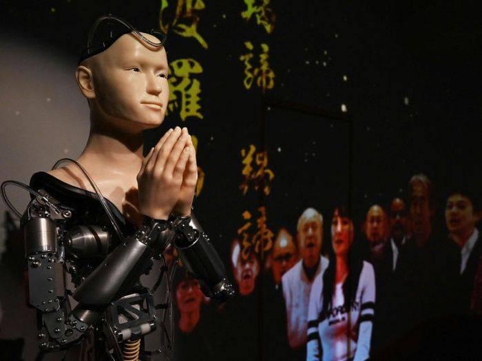 Robot preot 2