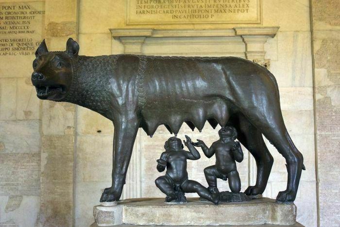 Romulus si Remus