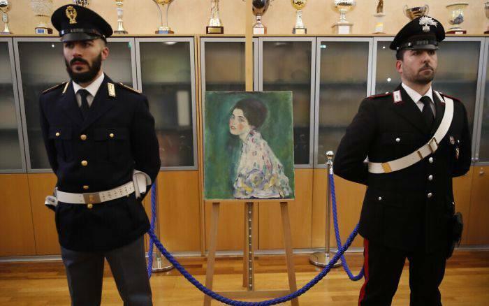 Tablou Gustav Klimt 2