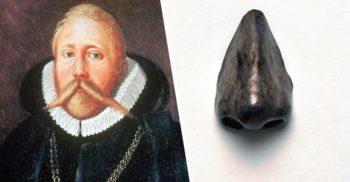 Viața excentrică și moartea misterioasă a astronomului danez Tycho Brahe