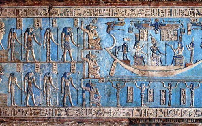 Albastru egiptean 01