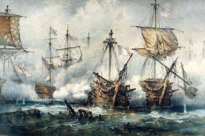 Batalia de la Trafalgar