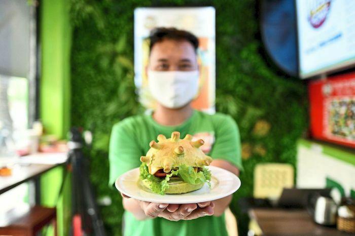 Coronaburger 03
