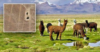 Liniile Sajama, opera de artă enigmatică de pe platoul alpin al Boliviei