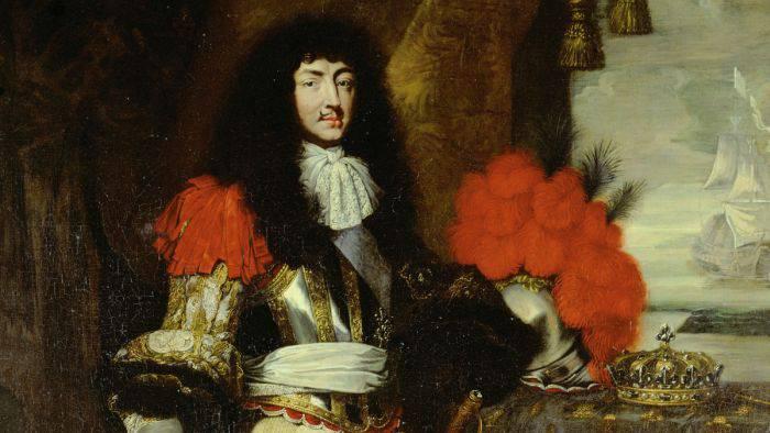 Curioziăți despre Franța - Ludovic XIV
