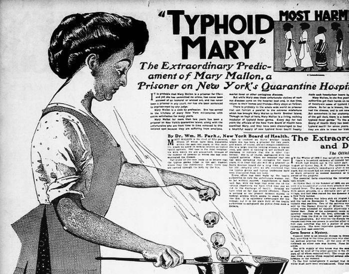 Mary cea cu tifos 03