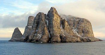 O bucată dintr-un continent dispărut, descoperită în subsolul Canadei