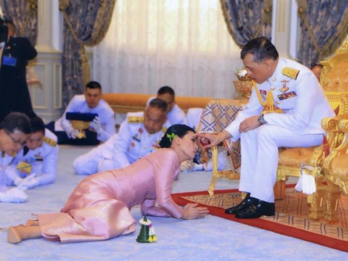 Rama X casatorie