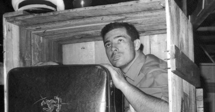 Reginald Spiers, omul care s-a expediat prin poștă, într-o cutie, din Anglia în Australia featured_compressed