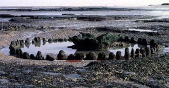 Seahenge: Structura enigmatică din trunchiuri de lemn din Epoca Broznului