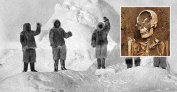3 echipe de expediție care au dispărut în condiții misterioase