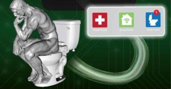 """A fost creată toaleta """"inteligentă"""": face analize în timp real și poate detecta 10 boli"""