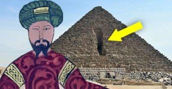 Al-Aziz Uthman, sultanul excentric care a încercat să demoleze piramidele