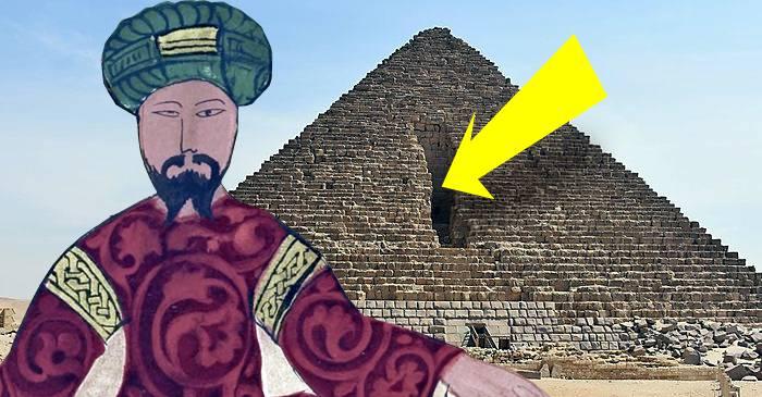 Al-Aziz Uthman, sultanul excentric care a încercat să demoleze piramidele featured_compressed
