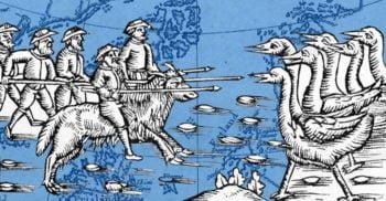 Cocorii care se luptă cu pigmeii și alte explicații ridicole despre păsări