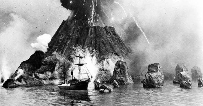 Erupția vulcanului Krakatau din 1883 explozia enormă care s-a auzit în jurul lumii featured_compressed