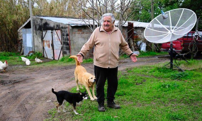 Jose Mujica ferma