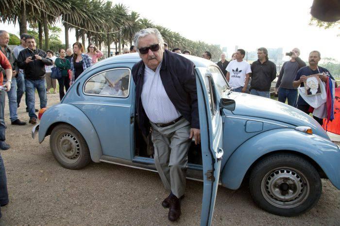 Mujica VW Beetle