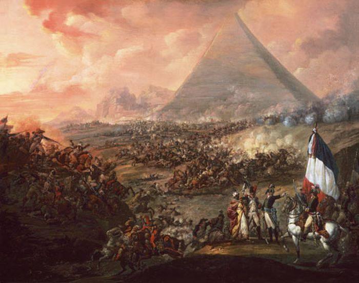 Napoleon Egipt