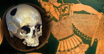 Operațiile pe creier din Grecia antică: Trepanațiile din Thassos