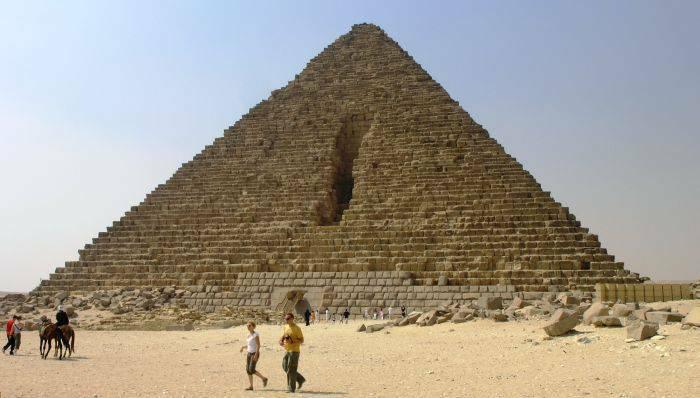 Piramida lui Mykerinos