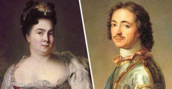 Răzbunarea cumplită a lui Petru cel Mare pentru infidelitatea soției sale