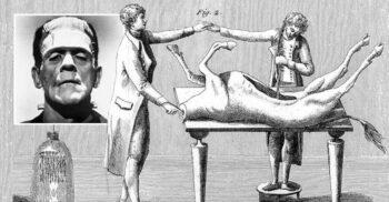"""Reanimarea morților cu electricitate, experimentele de la baza romanului """"Frankenstein"""""""
