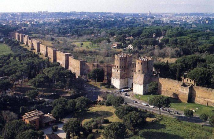 Zidurile lui Aurelian