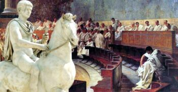 """""""Nepotismul"""" lui Caligula: Incitatus, calul pregătit să devină consul"""
