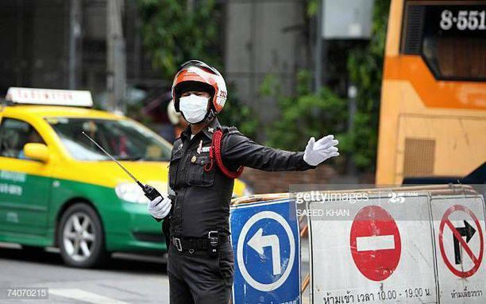 Curiozitati despre Thailanda - poluare