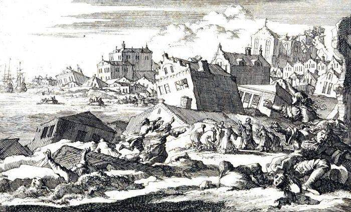 Cutremur Port Royal 2