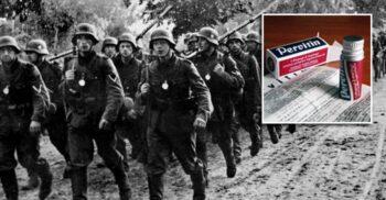 """Drogul Pervitin, """"combustibilul"""" soldaților germani în Al Doilea Război Mondial"""