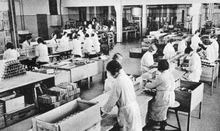 Fabrica Pervitin