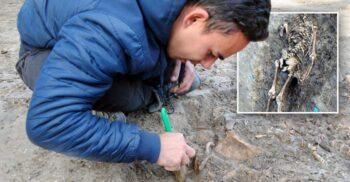 La Timișoara a fost descoperit un mormânt din perioada ciumei din secolul XVIII