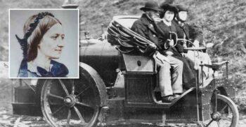 Mary Ward: Povestea primului om care a murit într-un accident auto