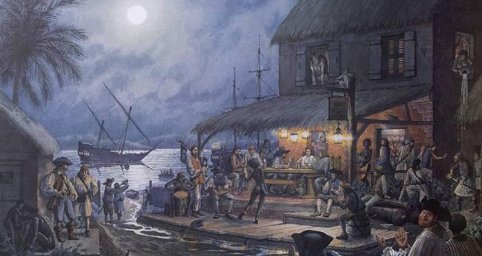 Piratii din Port Royal