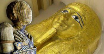Pompe funebre în Egiptul Antic: Atelierul de mumificare din Saqqara
