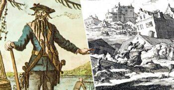 Port Royal: Orașul piraților și al desfrâului, scufundat de un tsunami