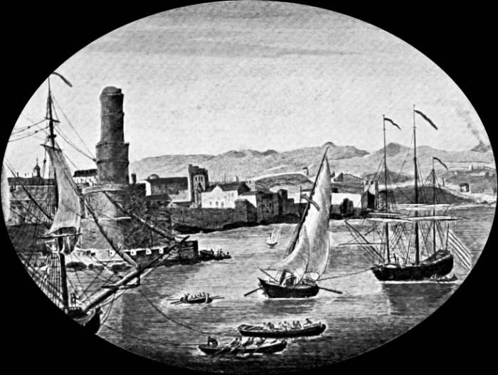 Port Royal - docuri