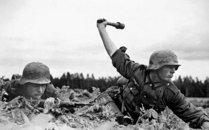Soldati in razboi
