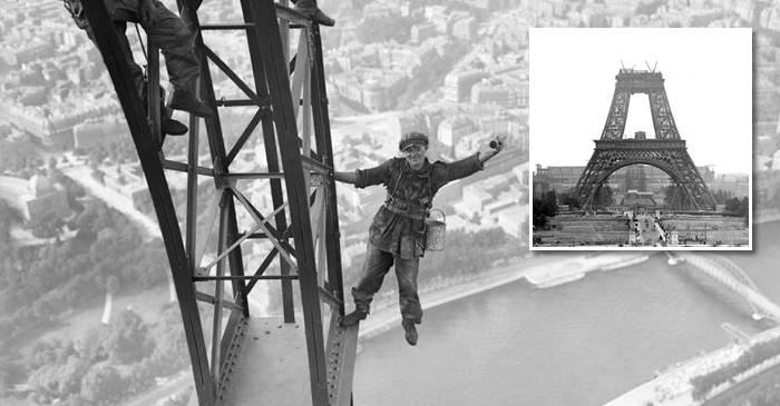 Turnul Eiffel mormanul de fier care i-a scos din minți pe francezi